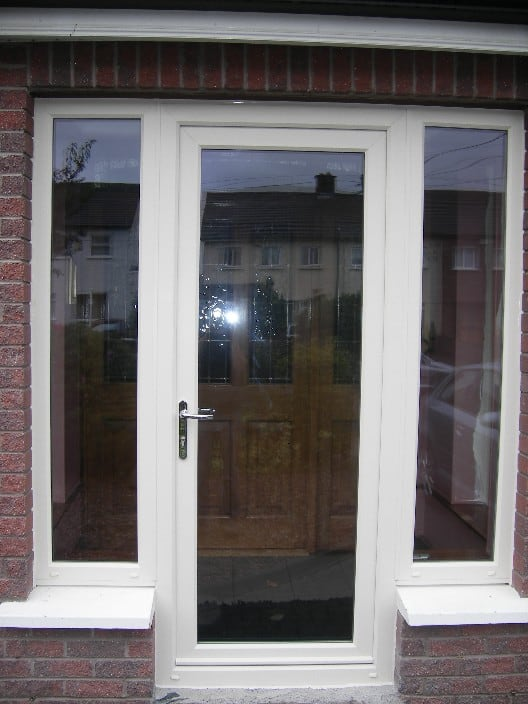 Choose From An Extensive Range Of Designs And Colours To Enhance The Earance Your Home All Back Doors Are Available In Double Glazing Triple