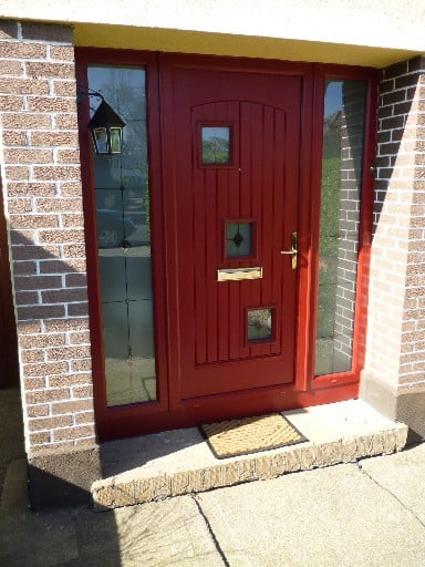 Composite Doors Airtight Front Doors Dublin Ireland