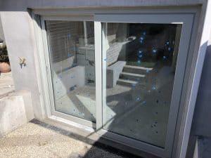 uPVC Back Doors