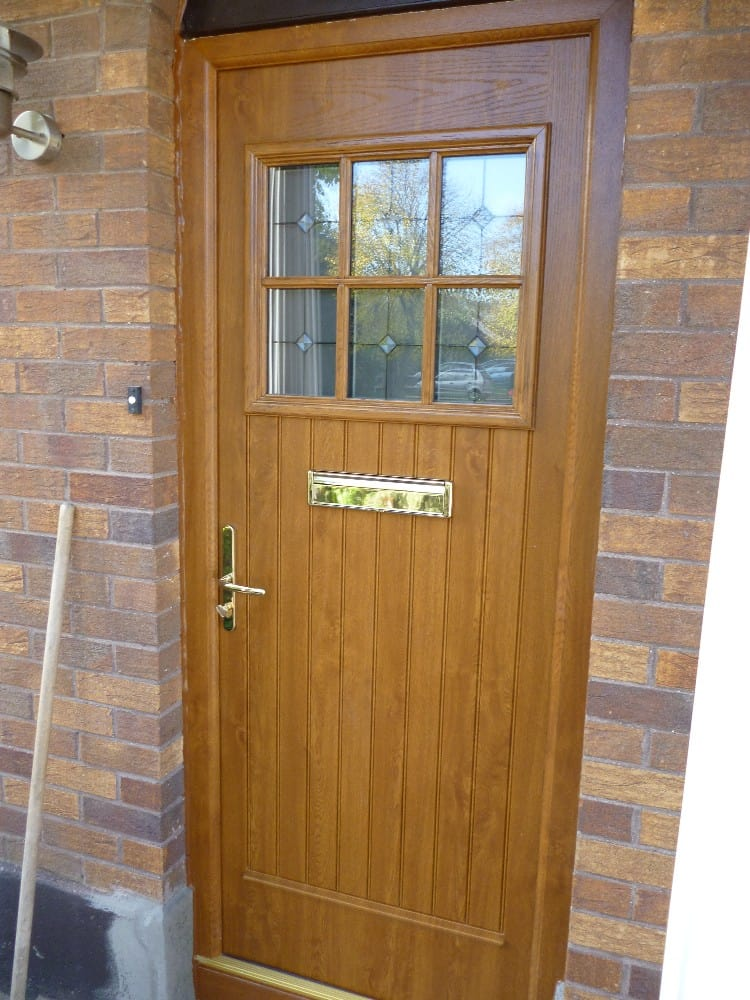 Composite doors airtight front doors dublin ireland - Reasons may want switch upvc doors windows ...