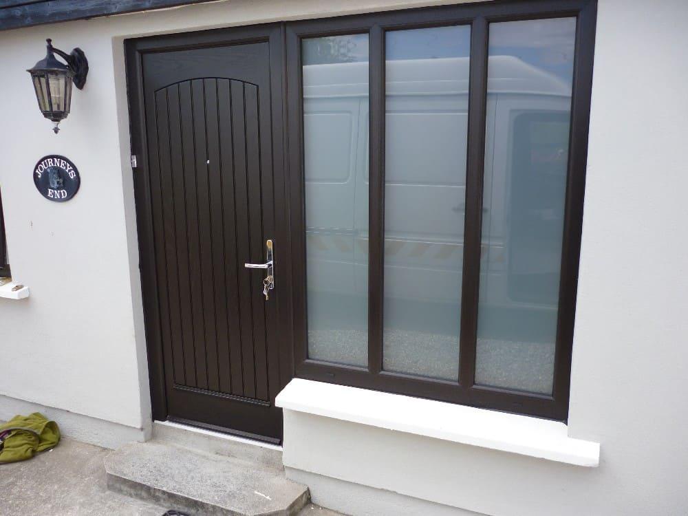Composite Doors - Airtight Front Doors Dublin Ireland
