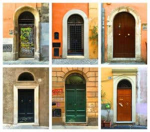 How to choose Italian doors for your home?